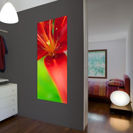 digitaldruck auf glas 1034 1 gb motiv waldlilie f r ihre. Black Bedroom Furniture Sets. Home Design Ideas