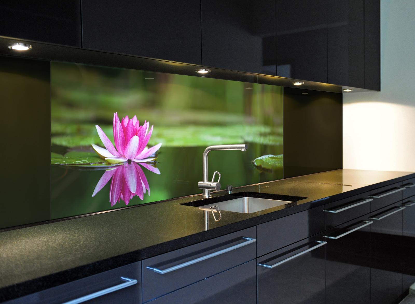 glasbild küche | bnbnews.co