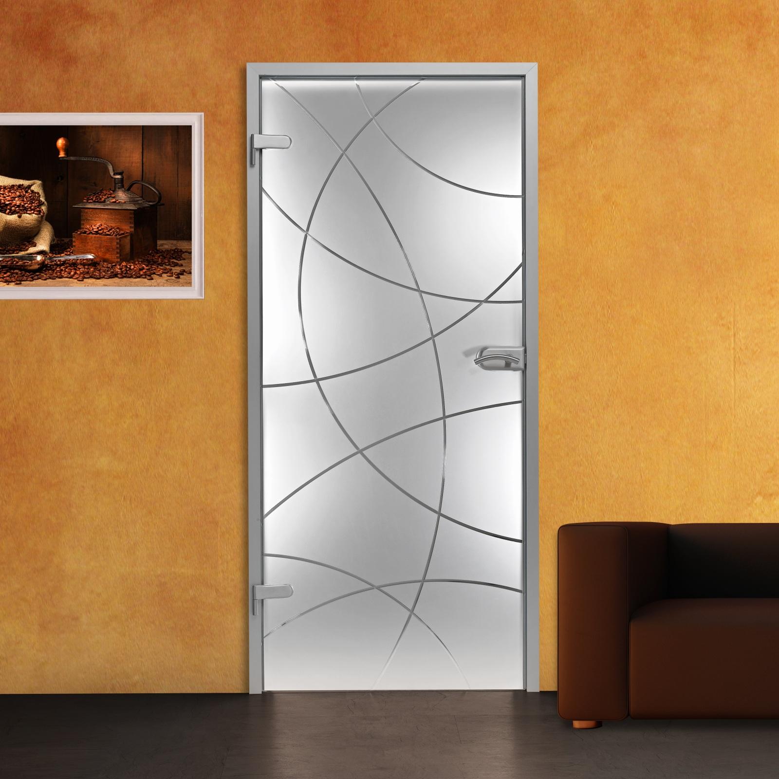 ganzglast r glast r t r innent r ganzglast ren t ren zimmert ren gr887s ebay. Black Bedroom Furniture Sets. Home Design Ideas