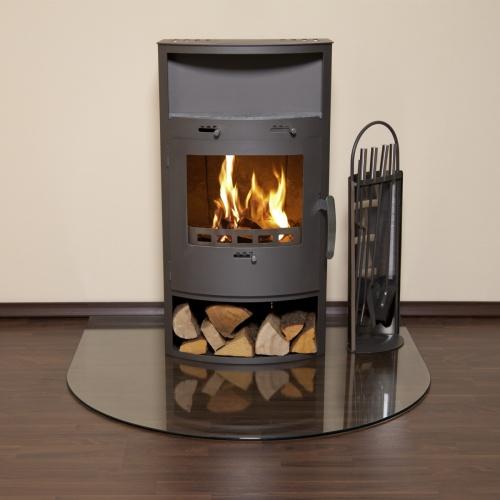 kamin bodenglasplatte op1 1200 rundbogen klarglas ebay. Black Bedroom Furniture Sets. Home Design Ideas