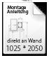 Montageanleitung direkt 1025