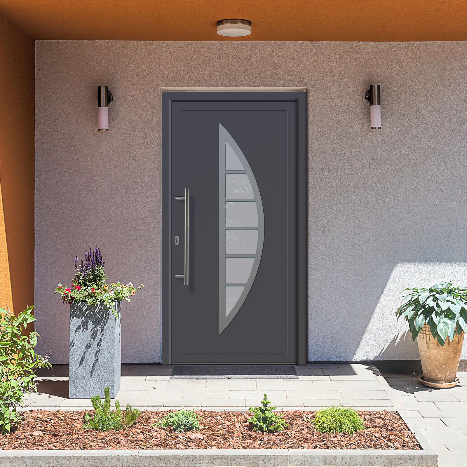 haust r htm23 titan 980 x 2000 mm lichtausschnitt kunststoffhaust r ebay. Black Bedroom Furniture Sets. Home Design Ideas