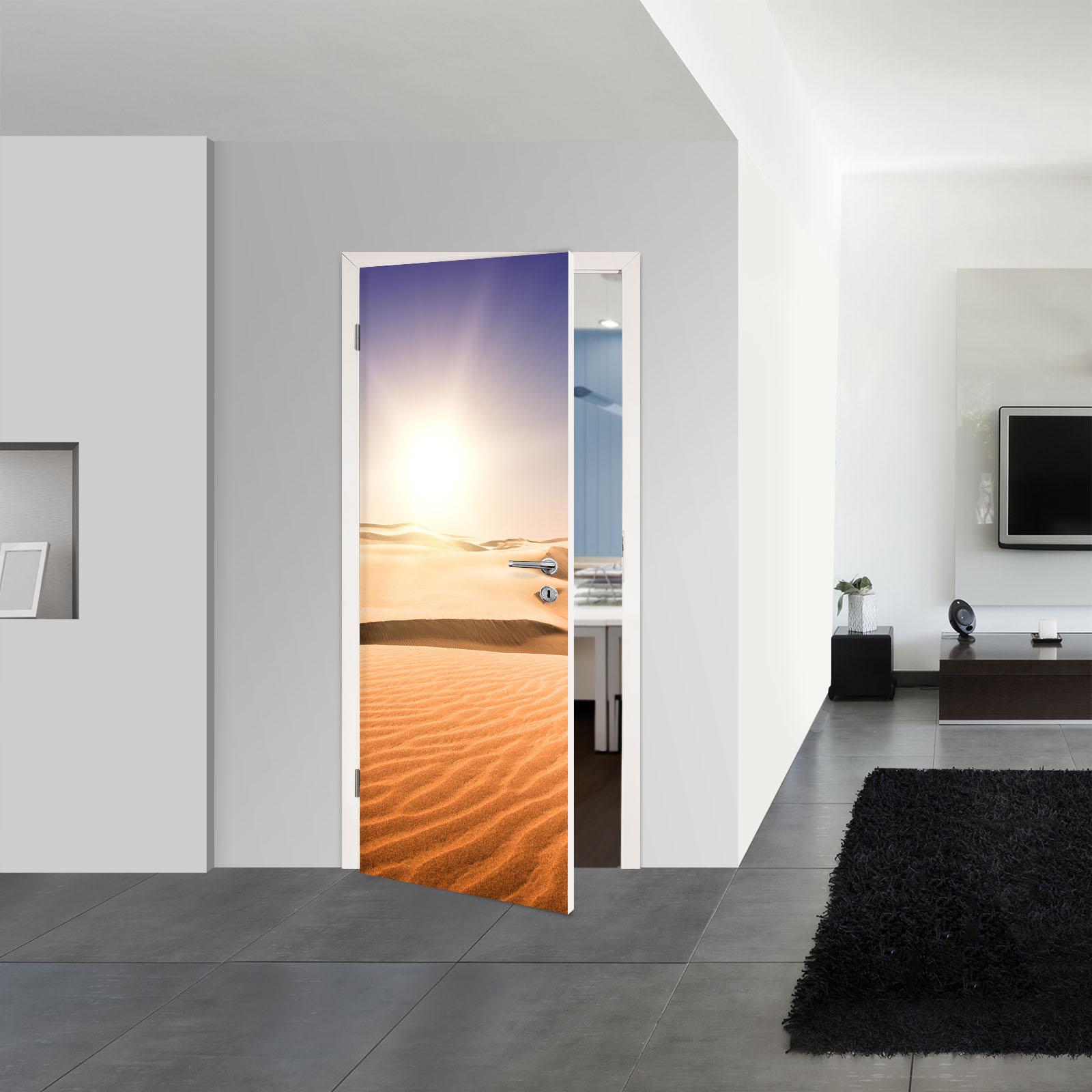 t rtapete t rfolie selbstklebend blickfang f r jede. Black Bedroom Furniture Sets. Home Design Ideas