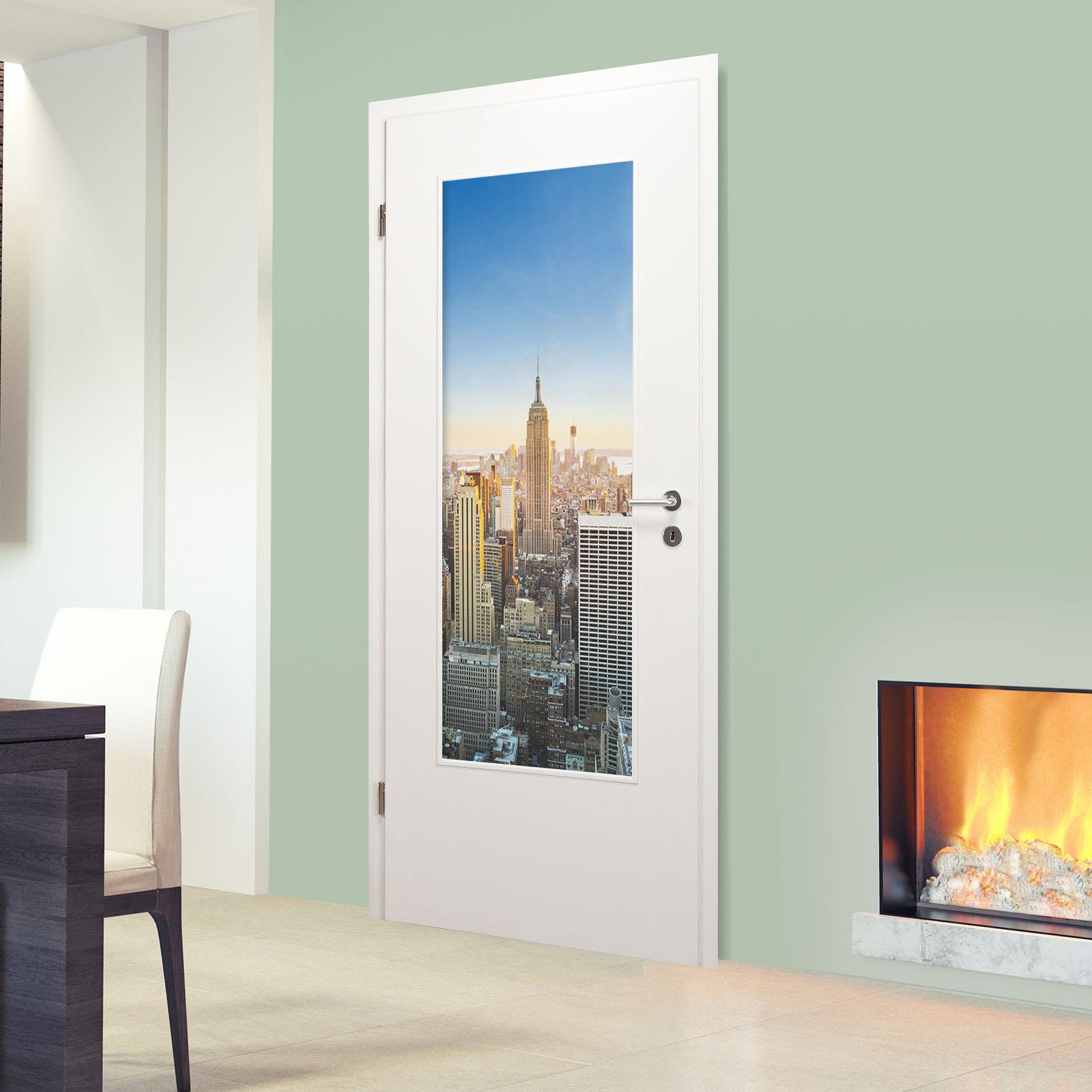 glaseinsatz f r holzt r digitaldruck direkt auf glas motiv. Black Bedroom Furniture Sets. Home Design Ideas