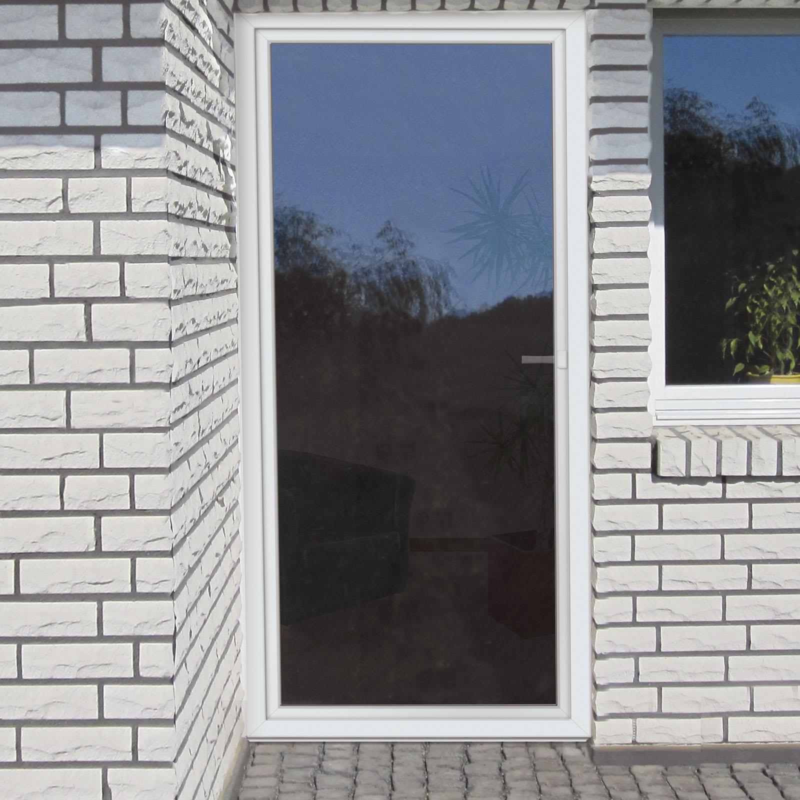 balkont r terrassent r mit mehrkammer kunststoffprofil in 3 gr en ebay. Black Bedroom Furniture Sets. Home Design Ideas