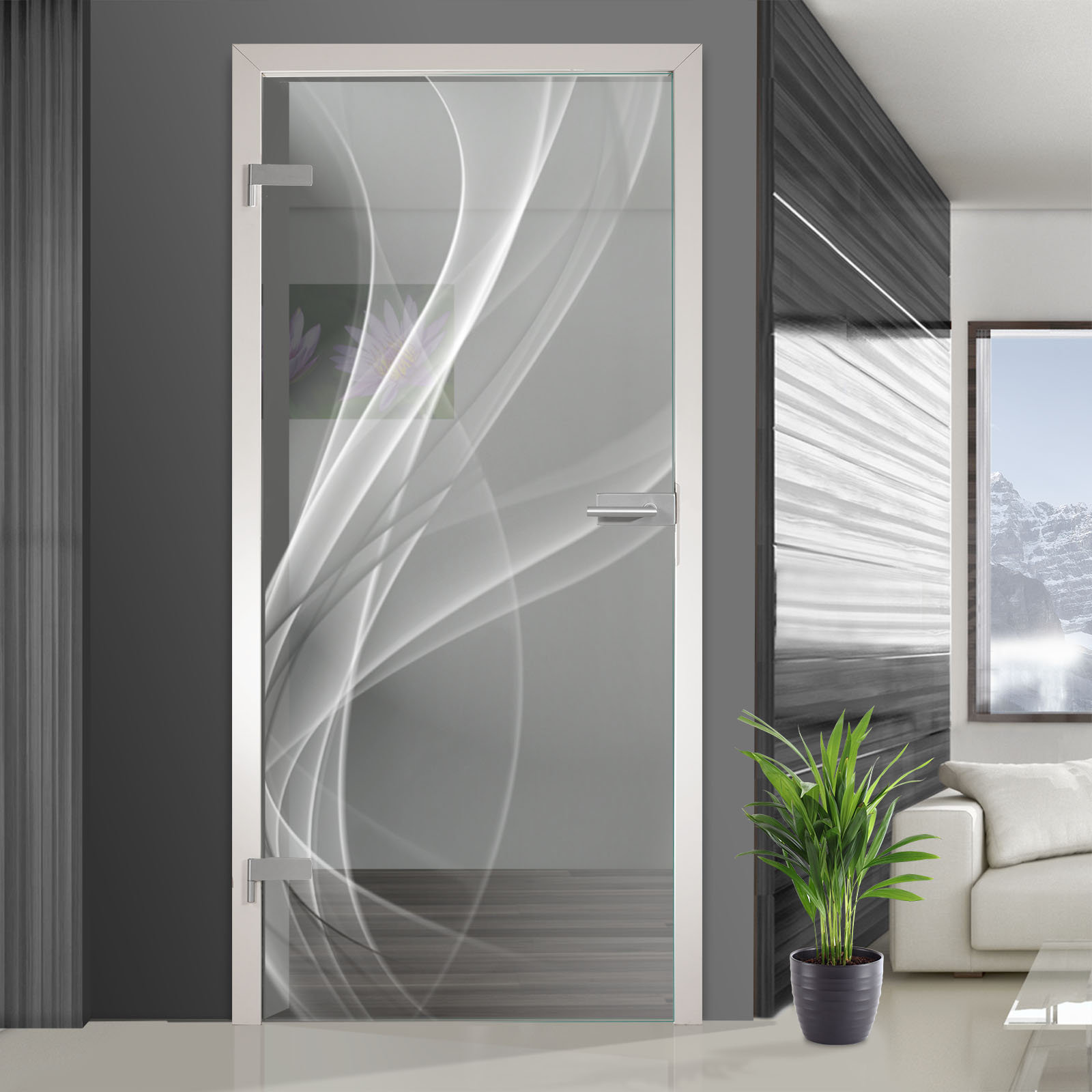glast r ganzglast r lasergravur ld 004 f nebel direkt auf 8 mm esg ebay. Black Bedroom Furniture Sets. Home Design Ideas